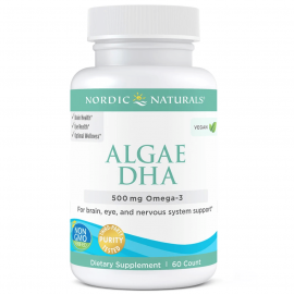 Algae DHA - 60 Soft Gels