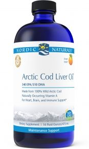 Arctic Cod Liver Oil - 16 fl oz (Orange)
