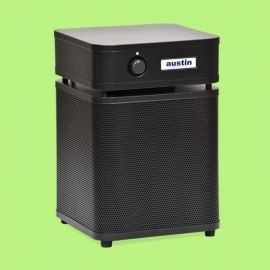 Allergy Machine Junior Black - Austin Air Systems