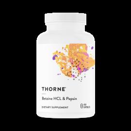Betaine HCL & Pepsin | 450 Capsules