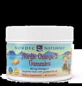 Nordic Omega-3 Gummies - 60 Gummies