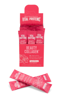 Beauty Collagen (Tropical Hibiscus)   14 Stick Packs