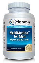 MultiMedica for Men - 120c