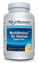 MultiMedica for Women - 120c
